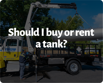 Should I buy or rent a tank?